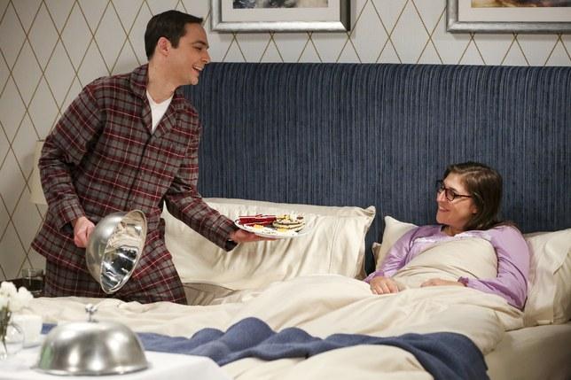 Big Bang Theory 12 Opener
