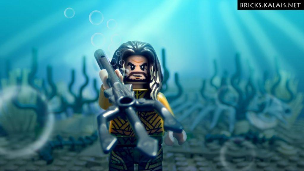 Brick Pic Aquaman
