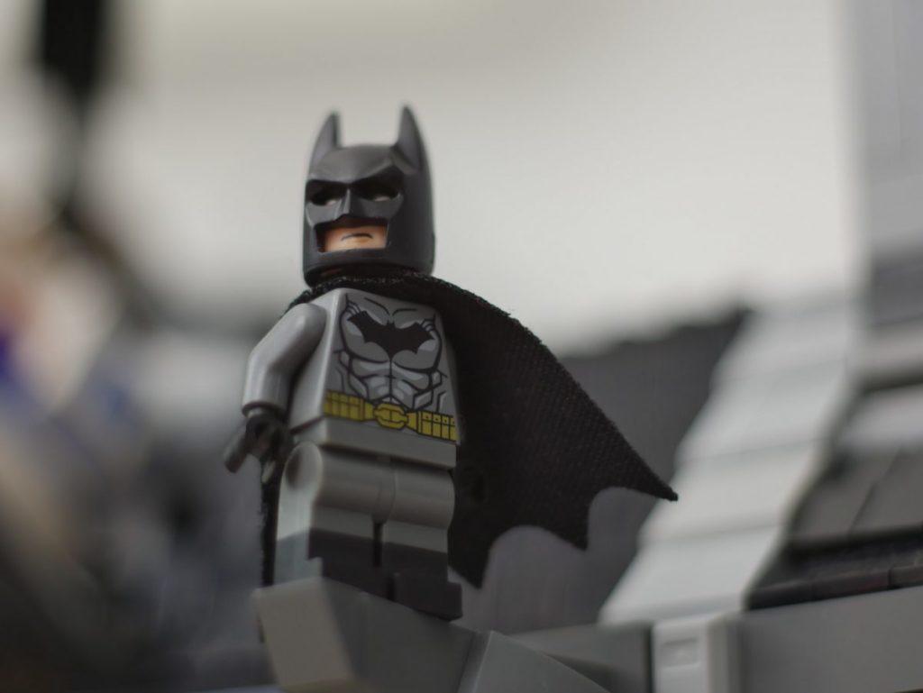 Brick Pic Batman
