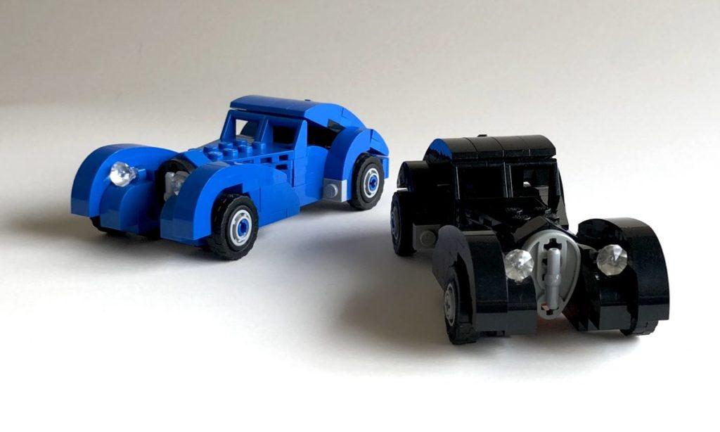 Brick Pic Bugatti 57SC Atlantic