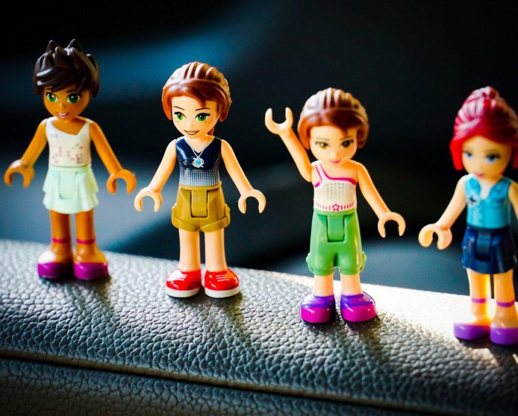 Brick Pic Friends