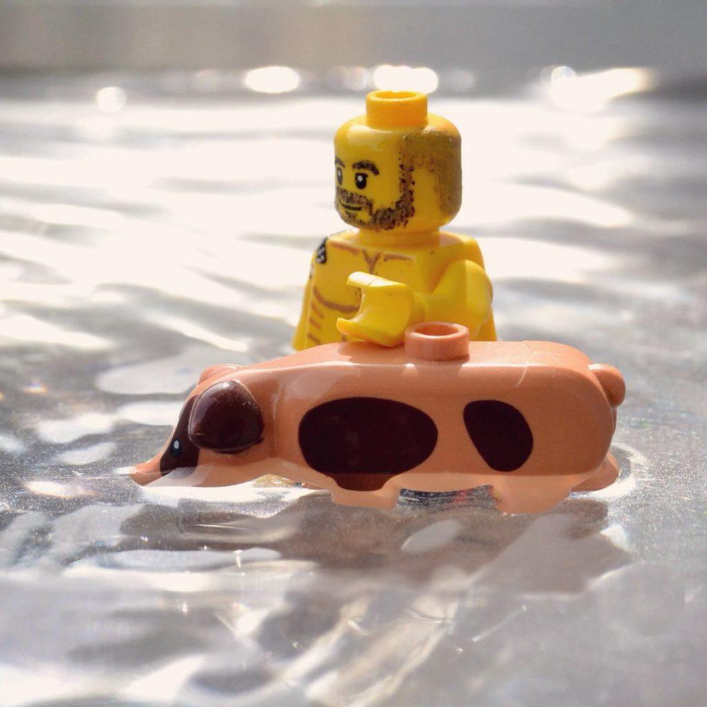 Brick Pic Pig