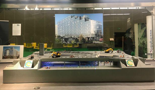 Great LEGO Hispital