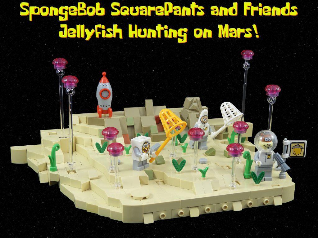 Jellyfish Hunting On Mars Rs 1024x768