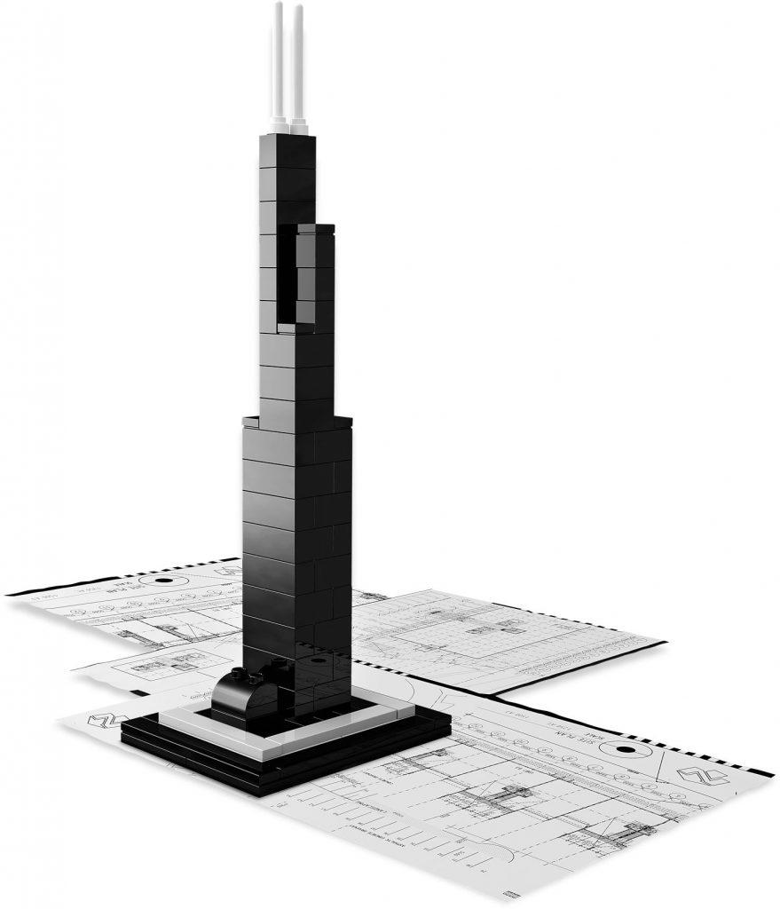 LEGO 21000 Sears Tower 879x1024