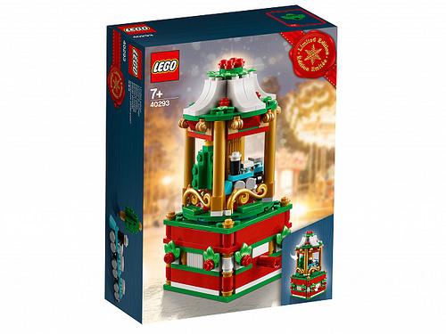 LEGO 40293 Christmas Carousel 1