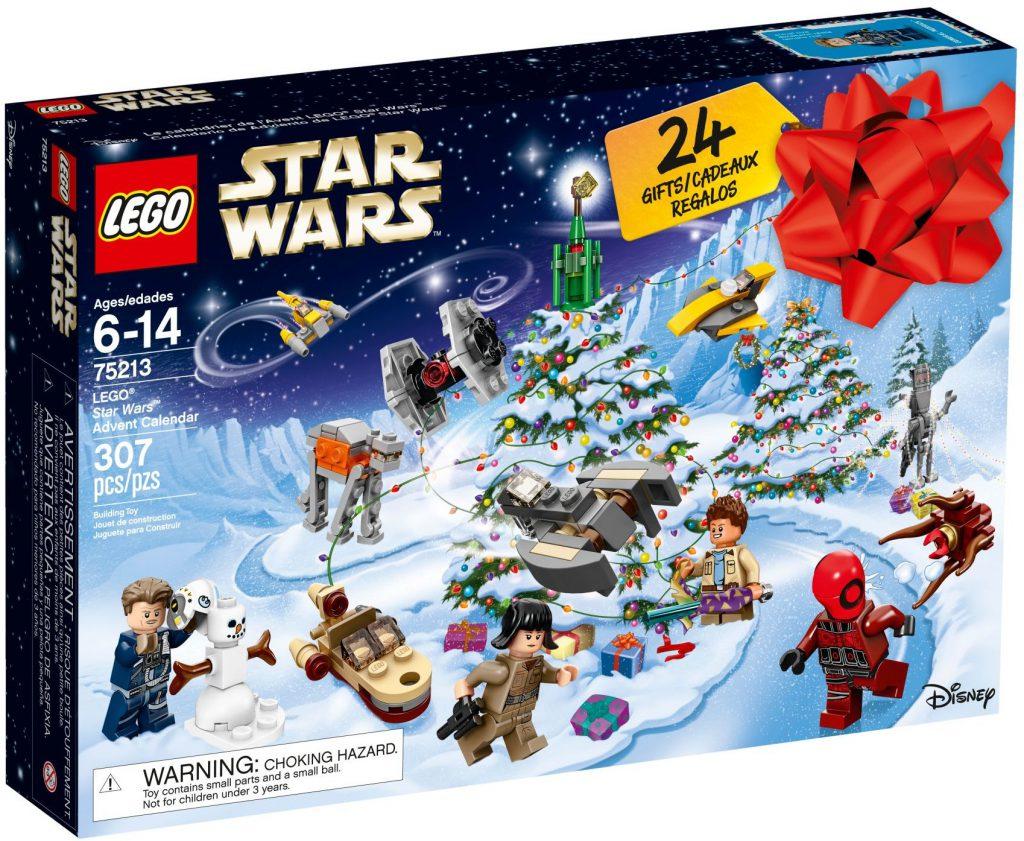 LEGO 75213 Star Wars Advent Calendar 1024x841