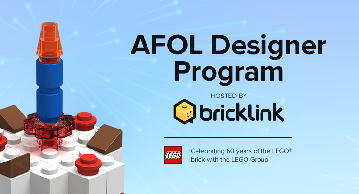 LEGO AFOL Designer Program