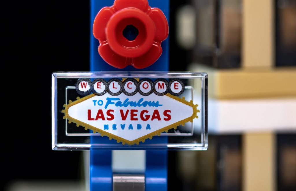 LEGO Architecture 21407 Las Vegas Architecture 21
