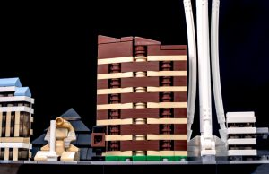 LEGO Architecture 21407 Las Vegas Architecture 8 300x194