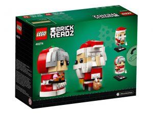 LEGO BrickHeadz 40274 Mr Mrs Claus 2 300x225