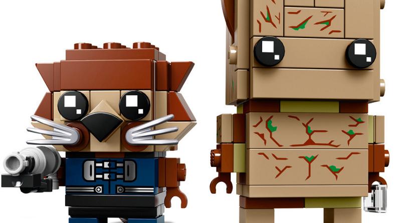 LEGO BrickHeadz 41626 Groot Rocket Featured 800 445