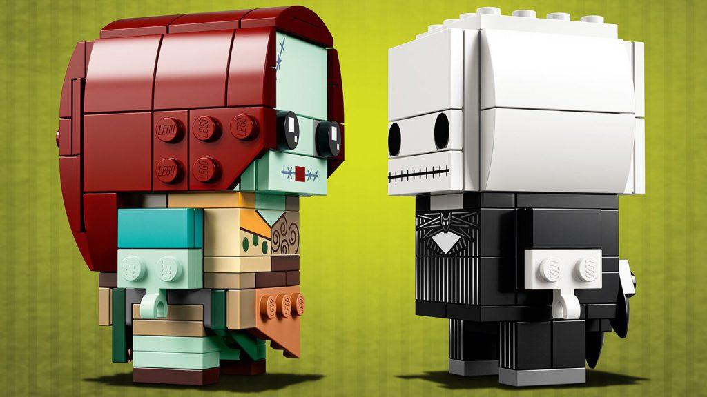LEGO BrickHeadz 41630 Jack Skellington Sally 1024x576