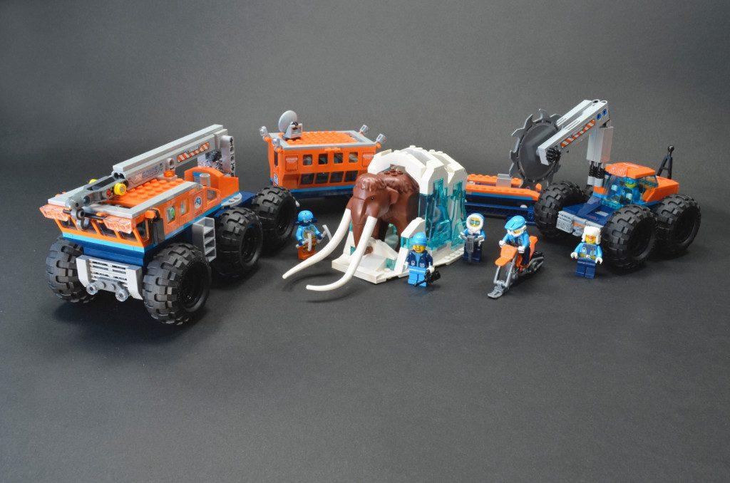 LEGO City 60195 Arctic Mobile Base 25 1024x678