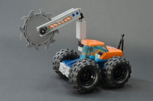 LEGO City 60195 Arctic Mobile Base 5 300x199