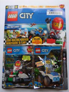 LEGO City magazine 7 1