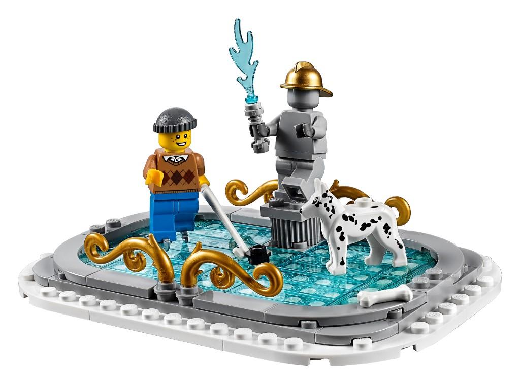 LEGO Creator Expert 10263 WInter Village Fire Station 11