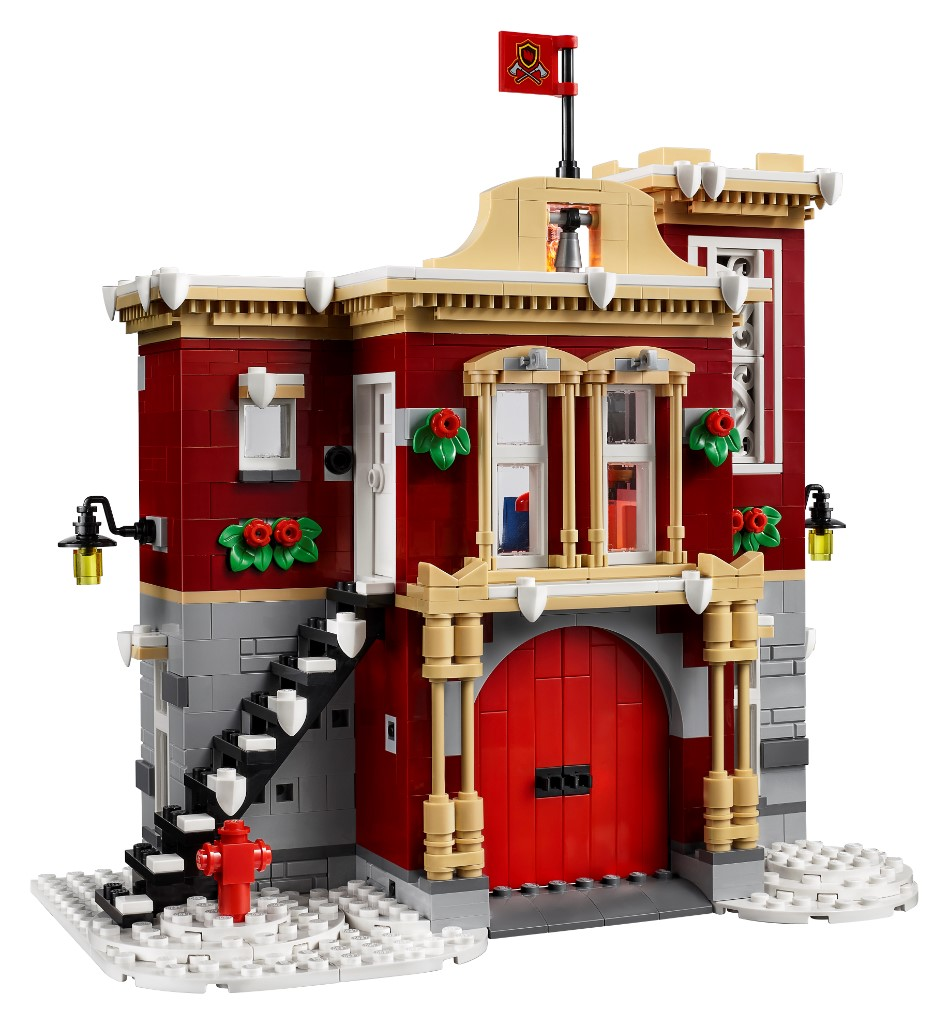 LEGO Creator Expert 10263 Winter Village Fire Station 10