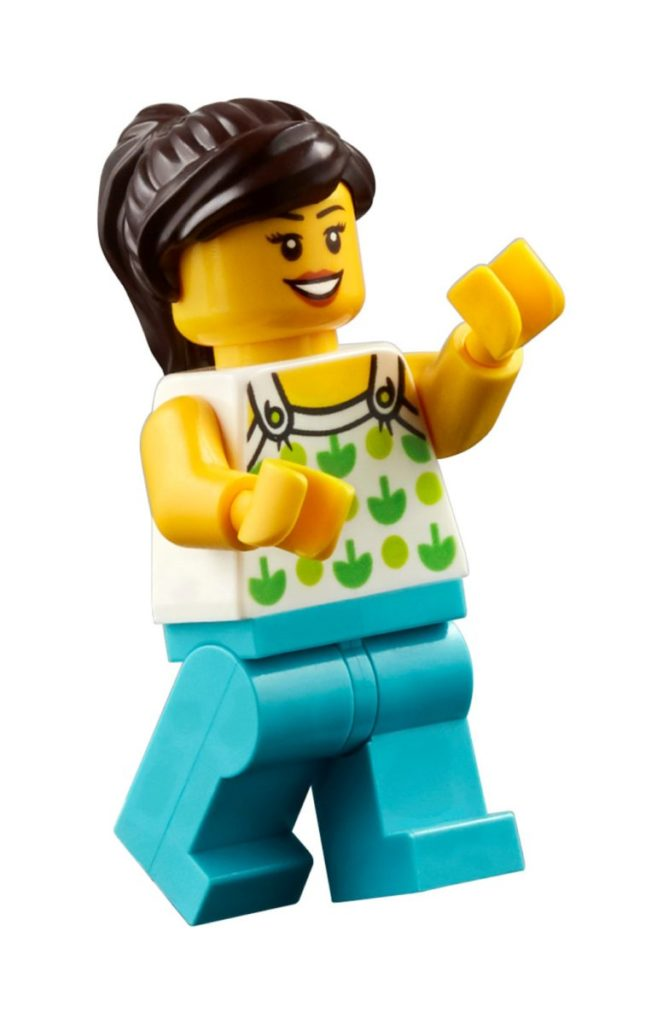 LEGO Creator Expert 10268 VESPA Wind Turbine 12