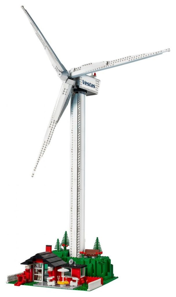 LEGO Creator Expert 10268 VESPA Wind Turbine 14