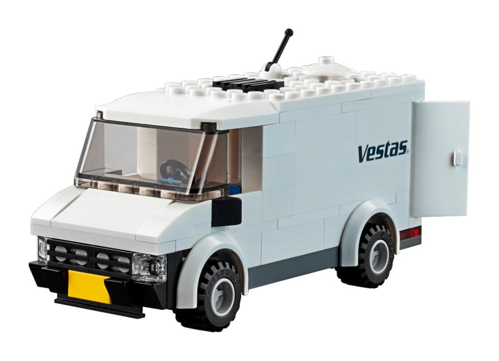 LEGO Creator Expert 10268 VESPA Wind Turbine 15
