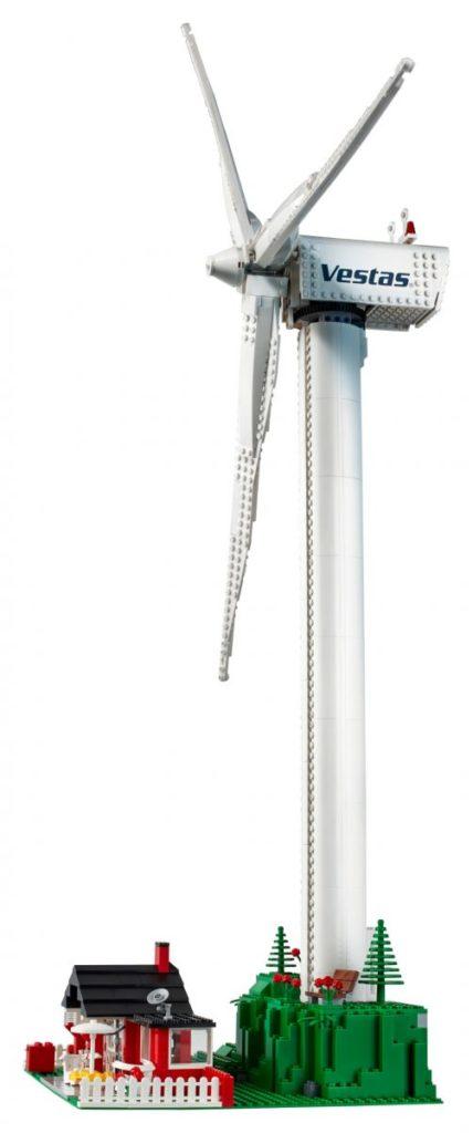 LEGO Creator Expert 10268 VESPA Wind Turbine 4