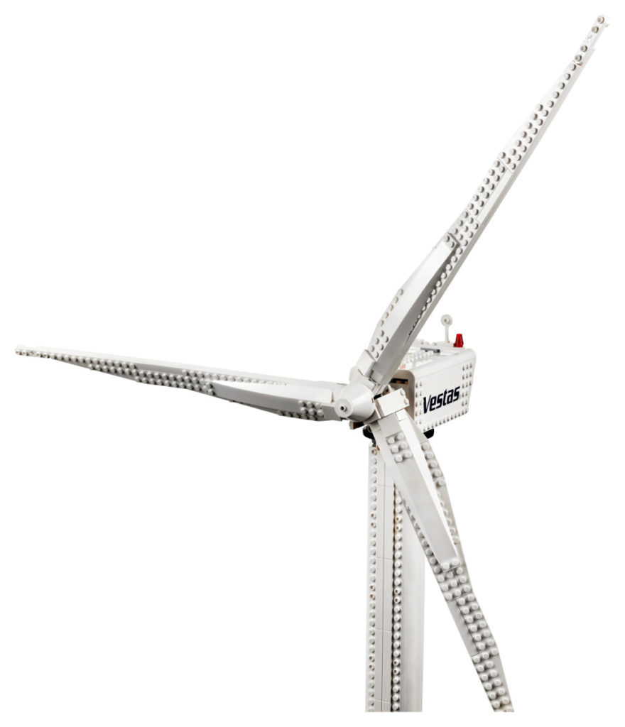LEGO Creator Expert 10268 VESPA Wind Turbine 7