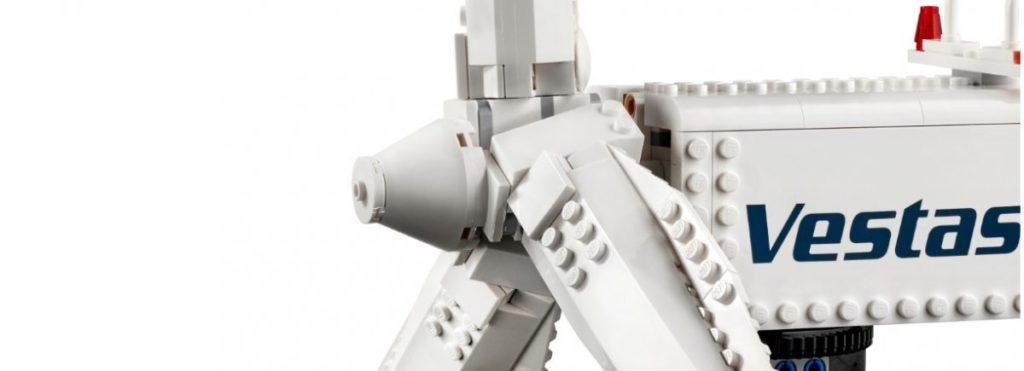 LEGO Creator Expert 10268 VESPA Wind Turbine Featured