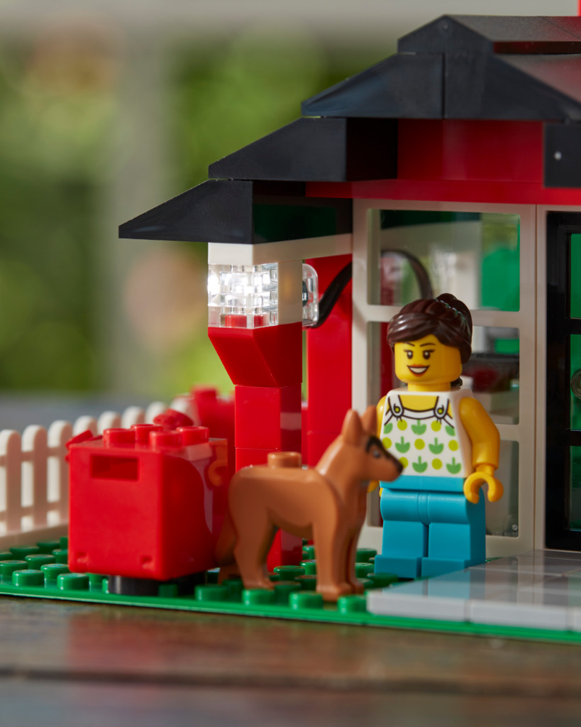 LEGO Creator Expert 10268 VESPA Wind Turbine Lf 1