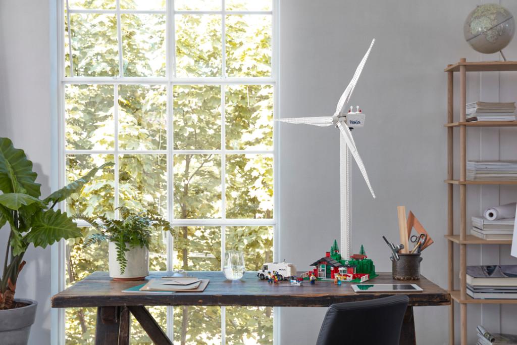 LEGO Creator Expert 10268 VESPA Wind Turbine Lf 5