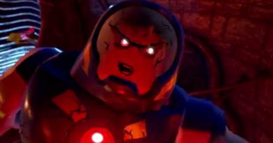 LEGO DC Super Villains Darseid
