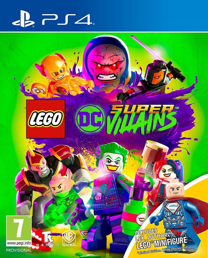LEGO DC Super Villains Minifigure Box 823x1024