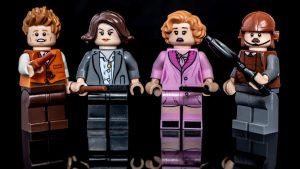 LEGO Fantastic Beasts 75952 Newts Case Magical Creatures 15 300x169