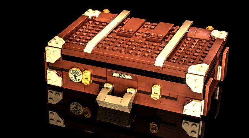 LEGO Fantastic Beasts 75952 Newts Case Magical Creatures 27 800x445