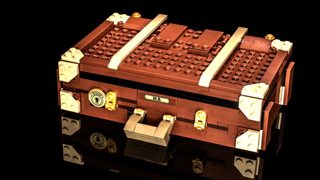 LEGO Fantastic Beasts 75952 Newts Case Magical Creatures 27