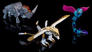 LEGO Fantastic Beasts 75952 Newts Case Magical Creatures 28 300x169