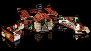 LEGO Fantastic Beasts 75952 Newts Case Magical Creatures 5 300x169