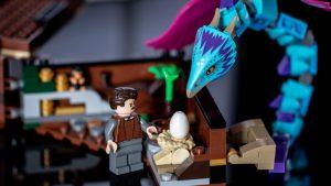 LEGO Fantastic Beasts 75952 Newts Case Magical Creatures 8 300x169