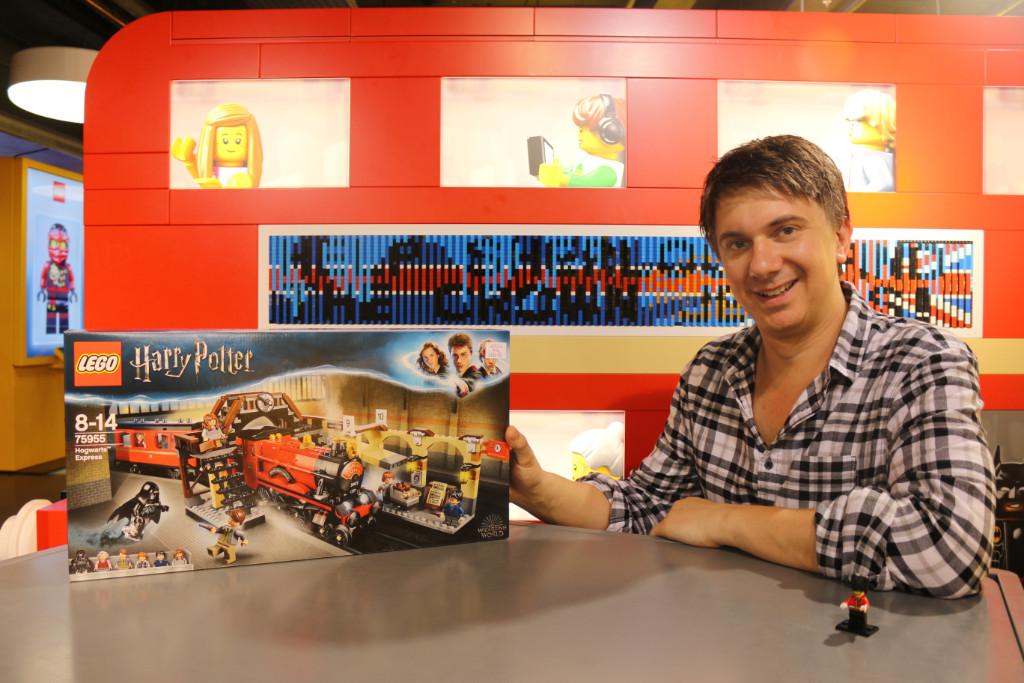 LEGO Harry Potter 75955 Hogwarts Express video 3