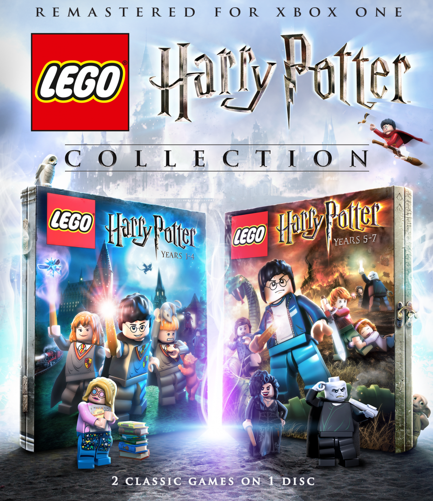 LEGO Harry Potter Collection 885x1024