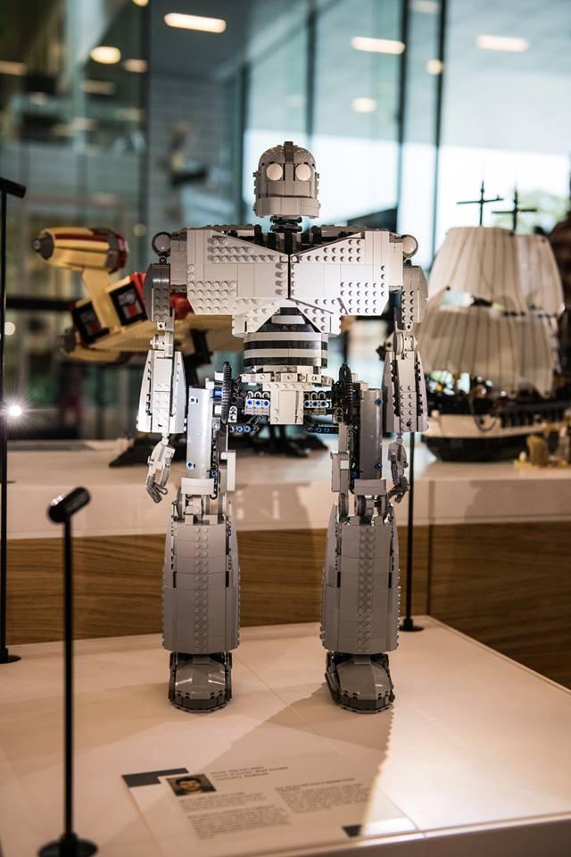 LEGO Ideas Display 2