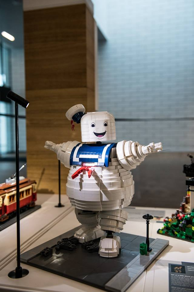 LEGO Ideas Display 3