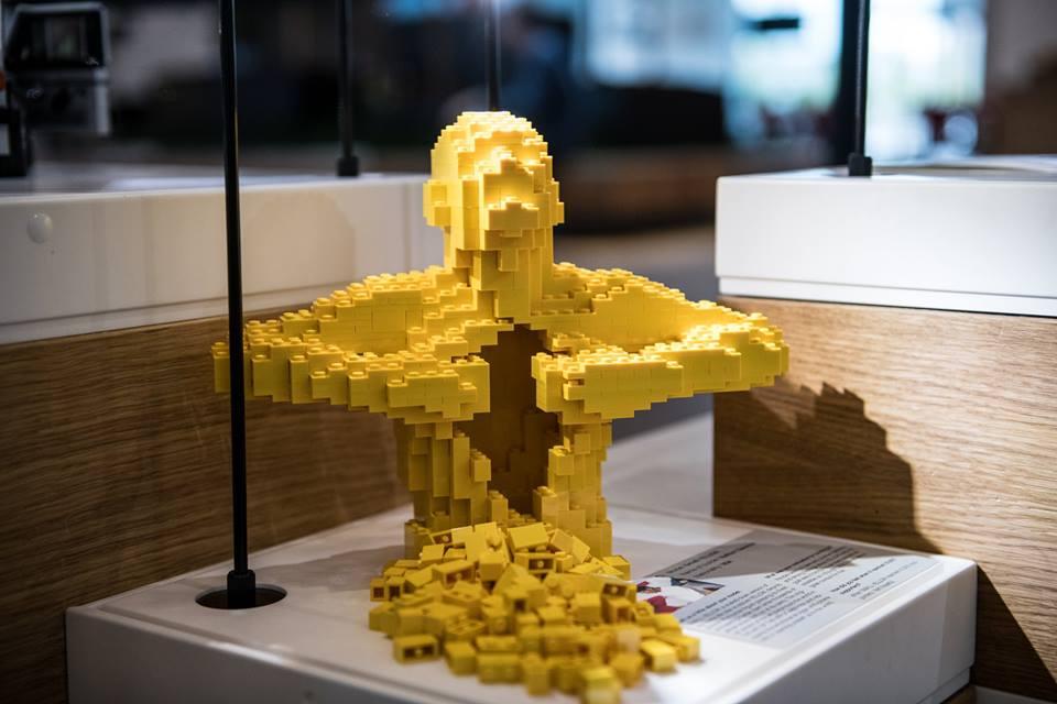 LEGO Ideas Display 6