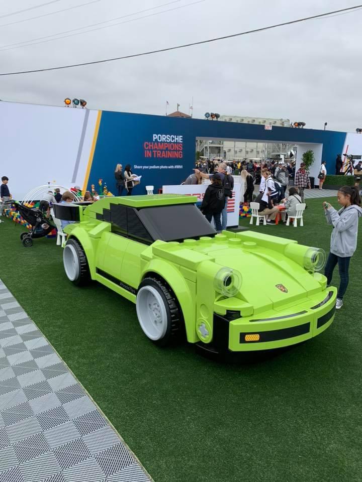 LEGO Porsche 911 Turbo 1