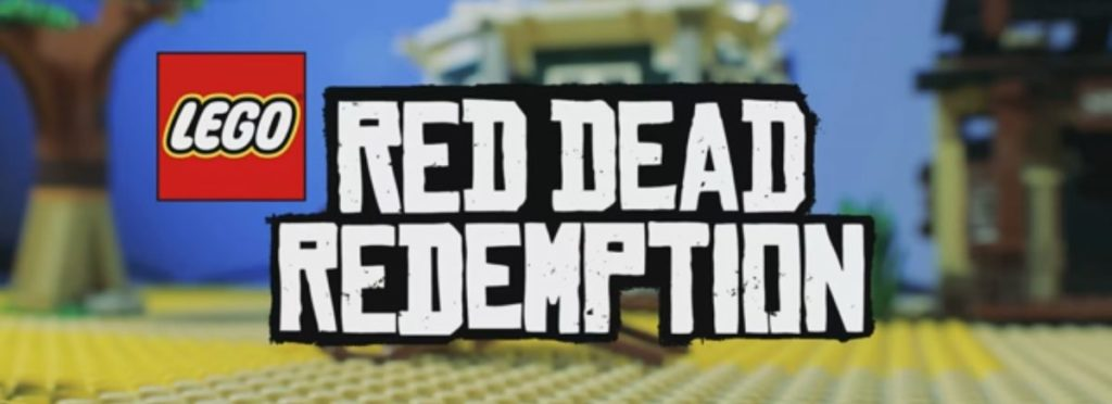 LEGO Red Dead Redemption Featured