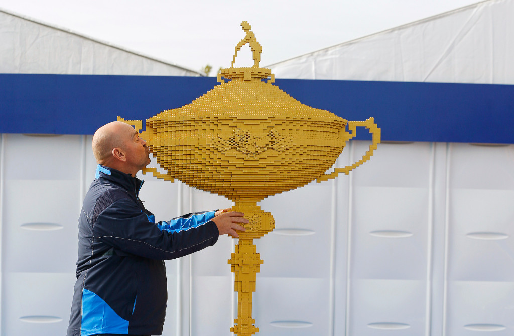LEGO Ryder Cup 10