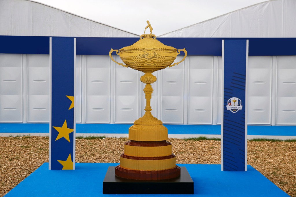 LEGO Ryder Cup 6