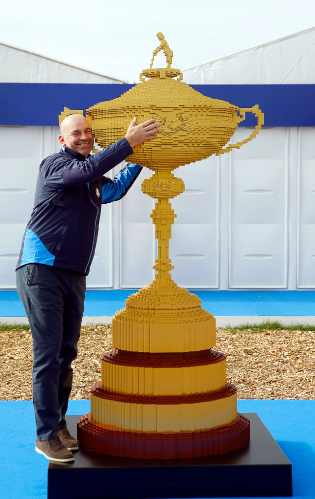 LEGO Ryder Cup 9