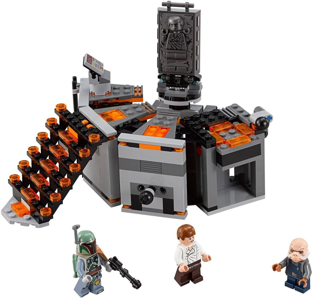 LEGO Star Wars 75137 Carbon Freezing Chamber 1024x986