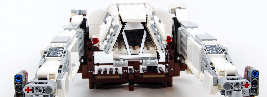 LEGO Star Wars 75219 AT Hauler Featured
